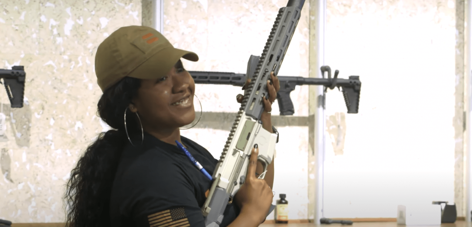 Firearm ownership explodes among black Americans as run on guns sweeps nation