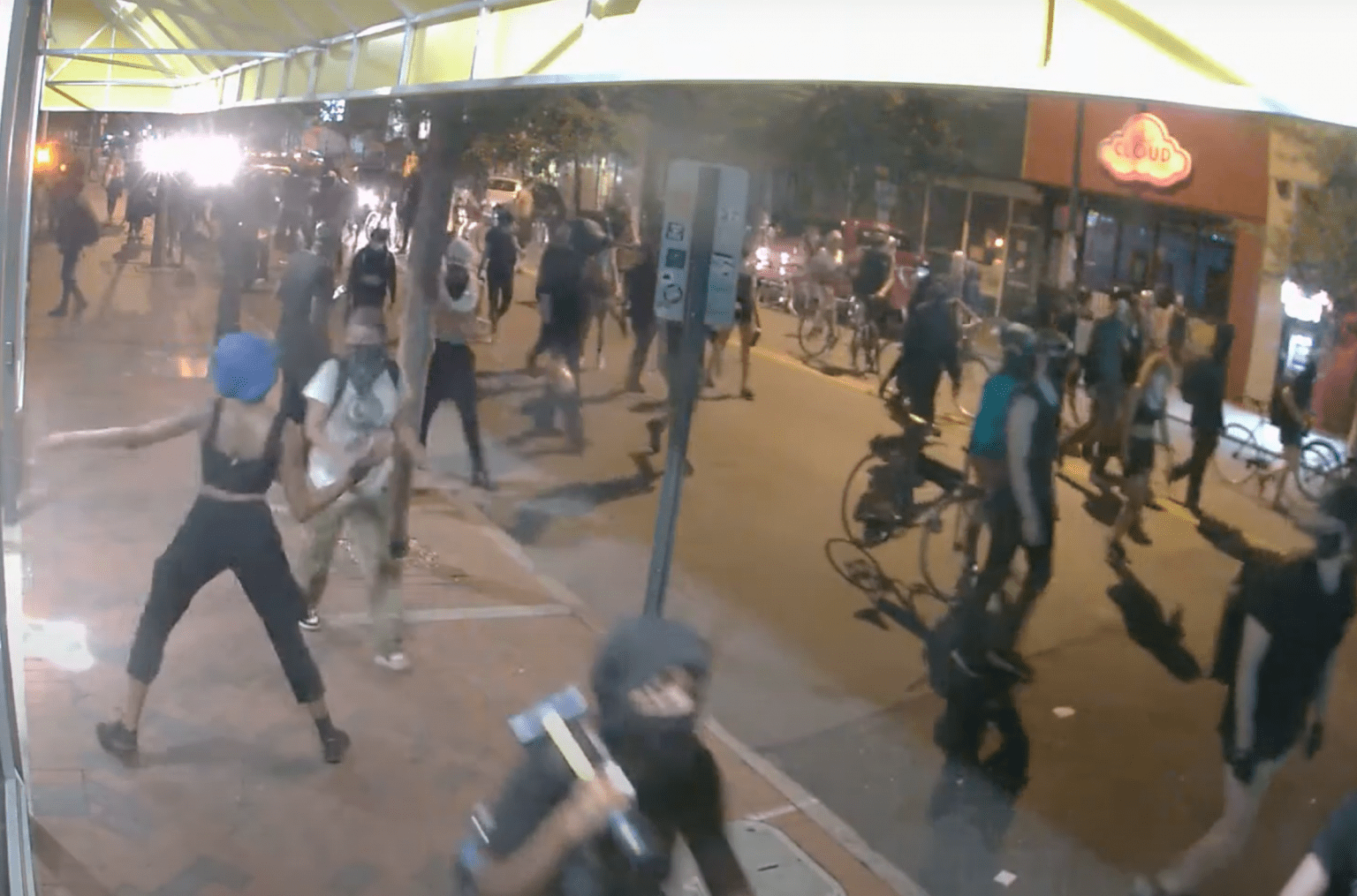Virginia Commonwealth University sees $100K in damages from violent protests over the weekend
