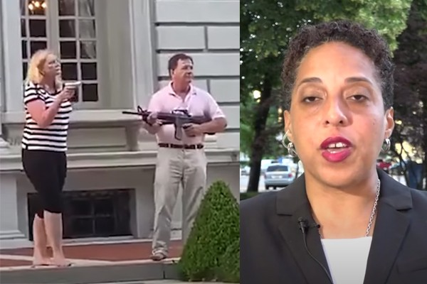 Search warrant executed on St. Louis couple who defended their home; rifle seized as Soros-backed prosecutor attacks them