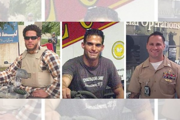 Three veterans are facing manslaughter charges in a ridiculous case. Now a Marine sniper is stepping up to help.
