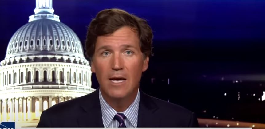 Tucker Carlson claims The New York Times is planning to publish his home address in hit piece
