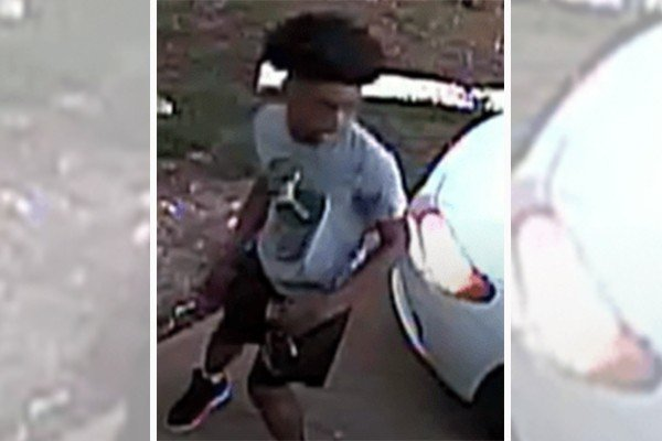 Watch: Car thief steals vehicle with toddler inside, police need help identifying this man