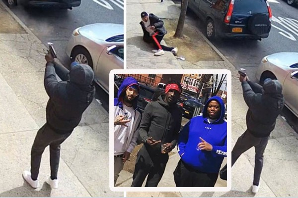 NYC Feds: Brooklyn gang banger who was released without bail in an attempted murder case then participated in three drive-by shootings attempted murder suspect without bail, feds step in and arrest him