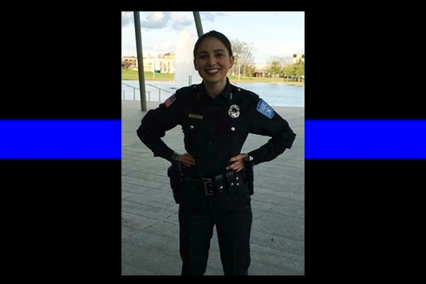Officer Sheena Yarbrough-Powell