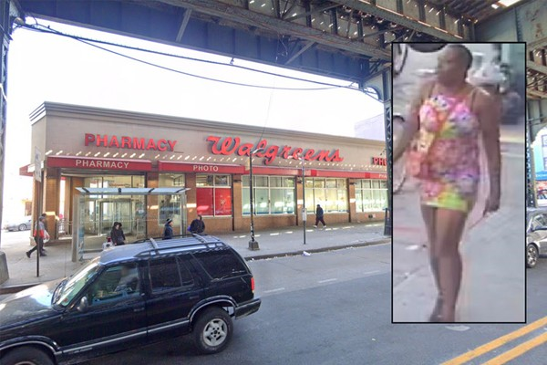 Hate crime? Police say black woman randomly punched little boy, 6, in head in New York Walgreens
