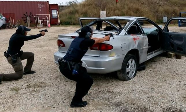 """""""Escape from Portland"""" - Texas company announces fall gun competition and activists are losing their minds"""