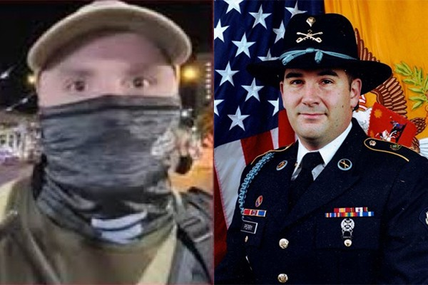 Army sergeant says he's the man who killed an armed Black Lives Matter rioter who raised a rifle at him