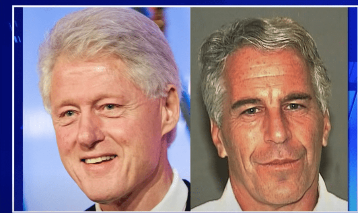 Unsealed court documents show Bill Clinton was on Jeff's private island (Billy says it never happened)