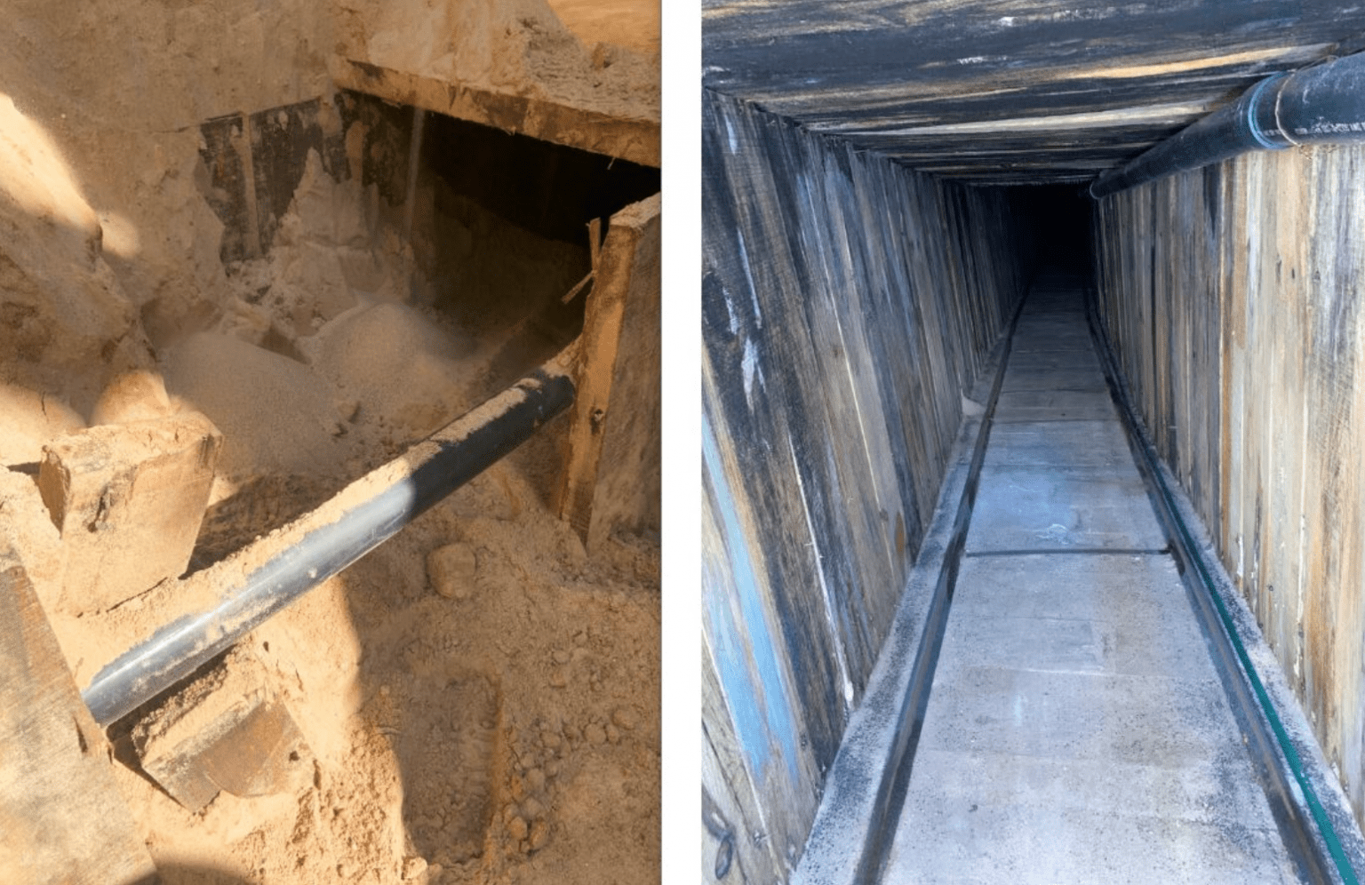 What border crisis? 'Most sophisticated tunnel in U.S. history' discovered under the Mexican border
