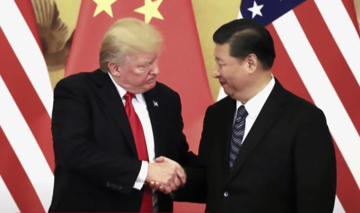 Counterintelligence report shows China prefers that President Trump loses the election
