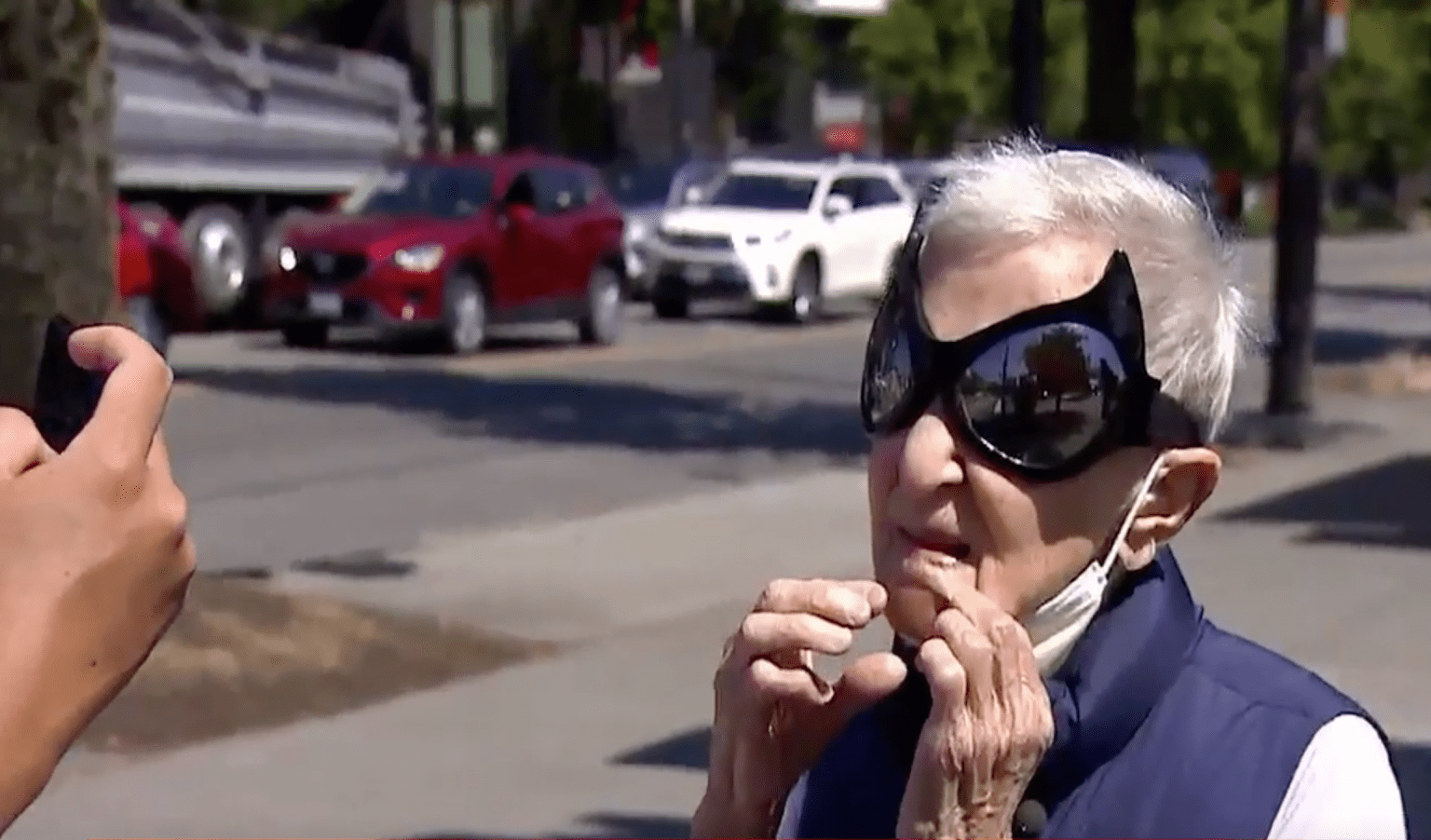Seattle: Elderly woman, 89, violently assaulted in 'random attack' that left her with stitches
