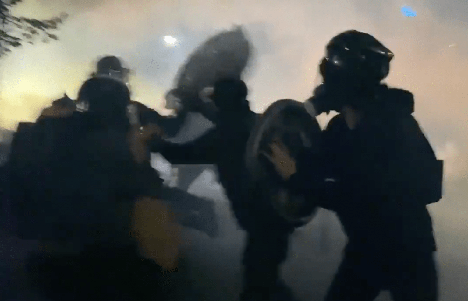 Riots in Portland: Media continues to paint rioters like choir boys being attacked by police (here's the truth)
