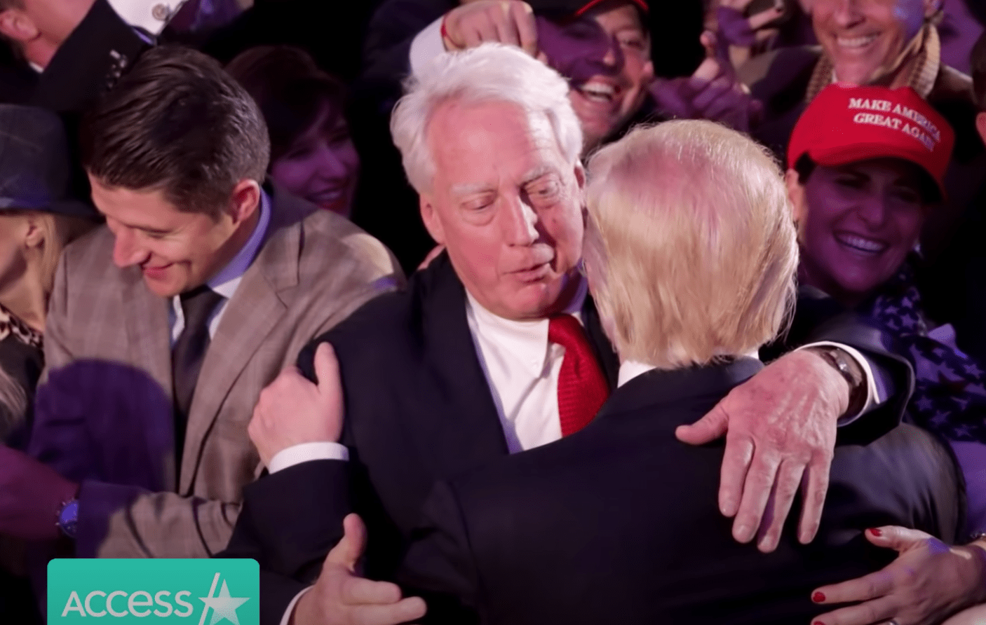 Celebrities and internet trolls mock the death of President Trump's brother: 'Grim Reaper took the wrong Trump'