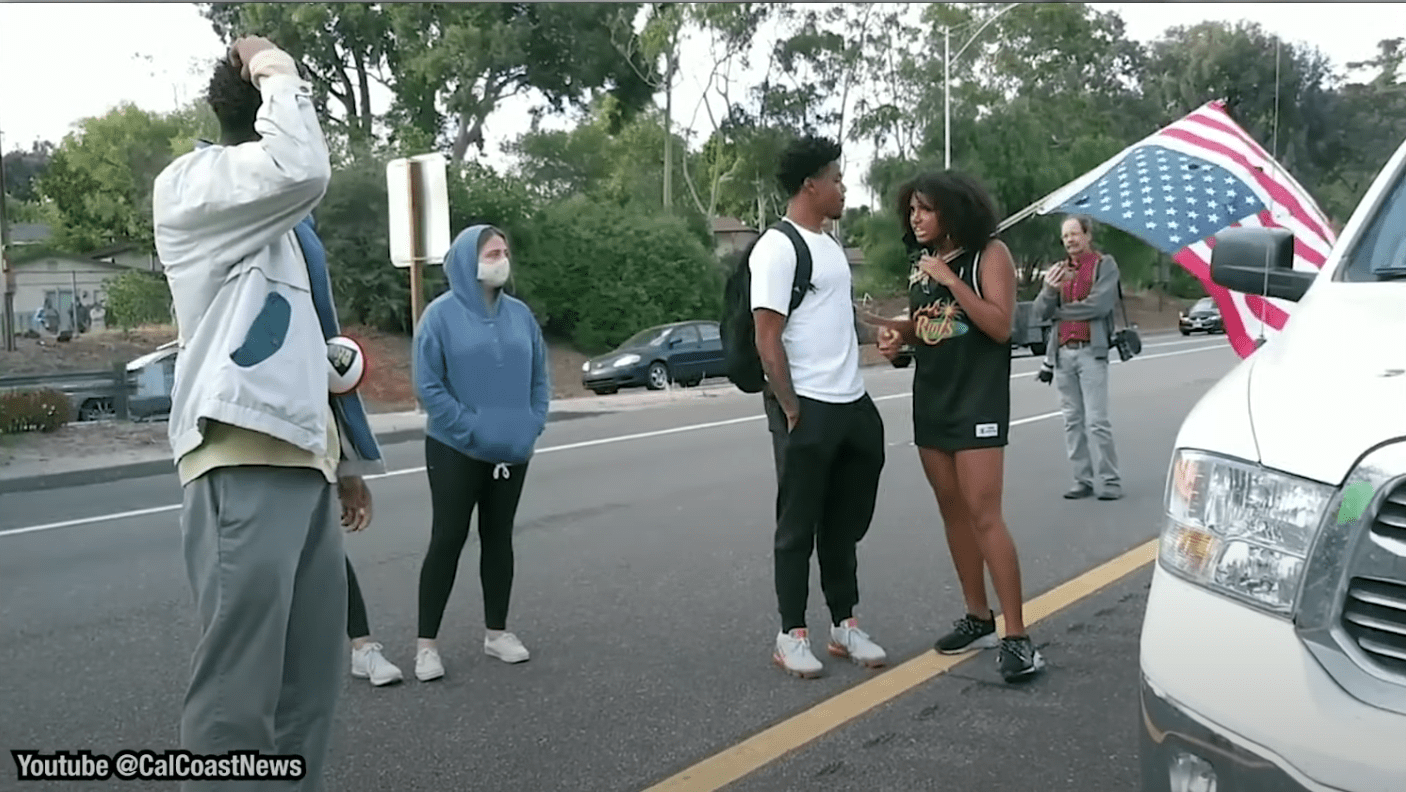 'Pay up': Arrested protester's mom demands 'reparations' from businesses who haven't supported BLM