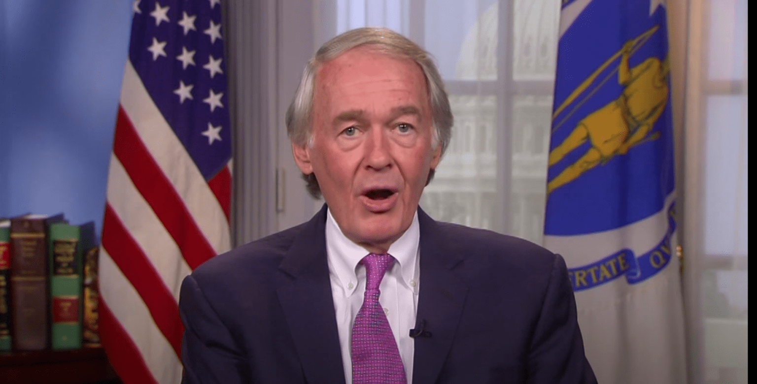 """Revealed: Massachusetts Democratic Senator Markey wants to """"totally dismantle ICE"""", protect illegal immigrants"""