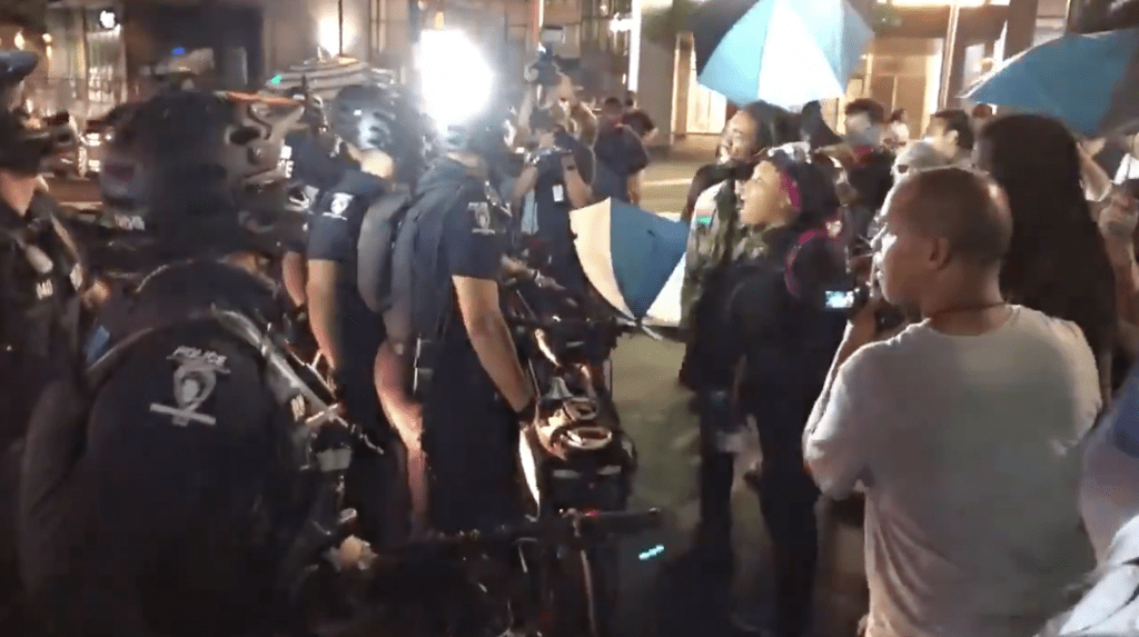 Violent protests, security breaches erupt and police come under attack by protestors in Charlotte