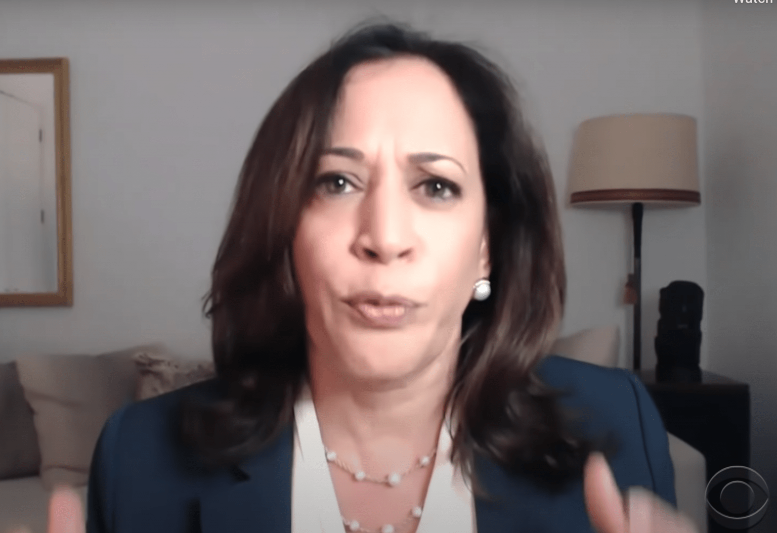 "VP Candidate Kamala Harris chilling interview about BLM riots: ""They're not gonna stop. And they should not."""