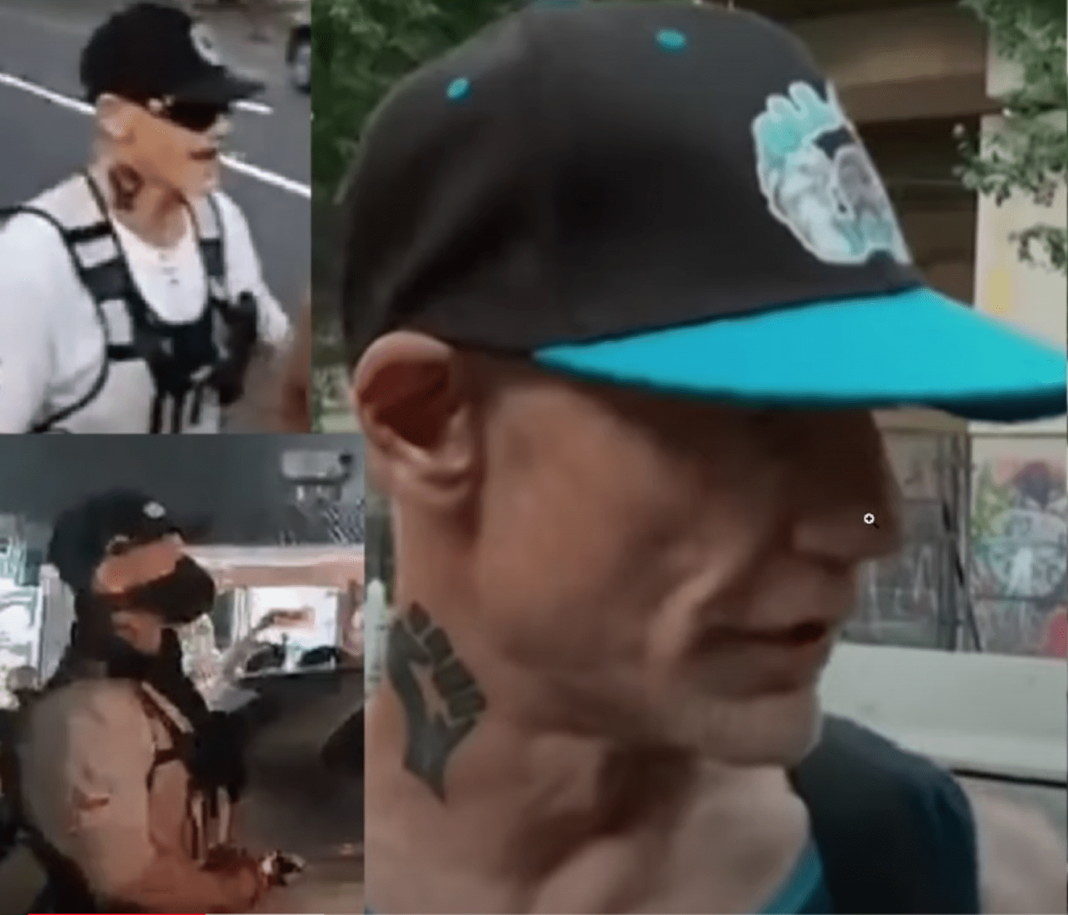 Report says Portland shooting suspect released on weapons charge in July riot and is '100% Antifa'