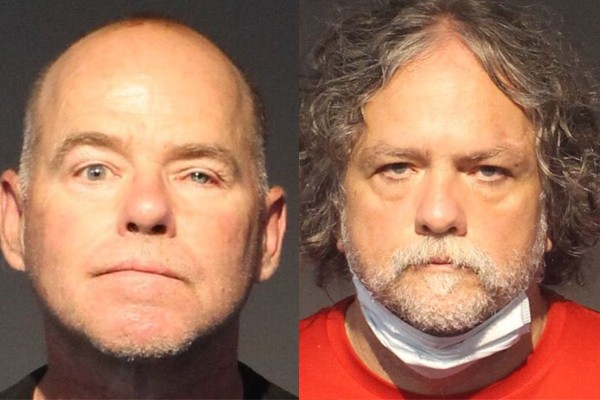 Convicted pedophiles arrested yet again by sheriff's office after failing to register as sex offenders