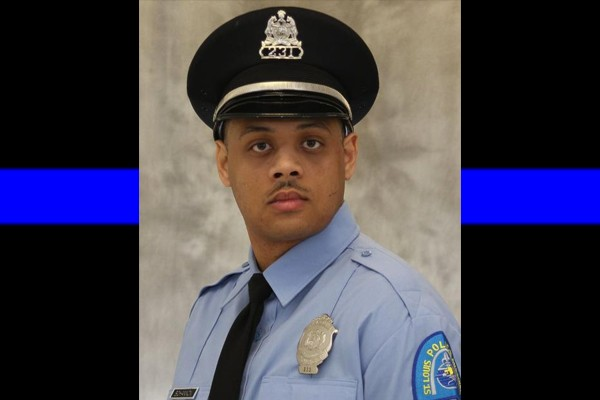 Black police officer executed - ambushed and shot in the head. He leave behind three kids.