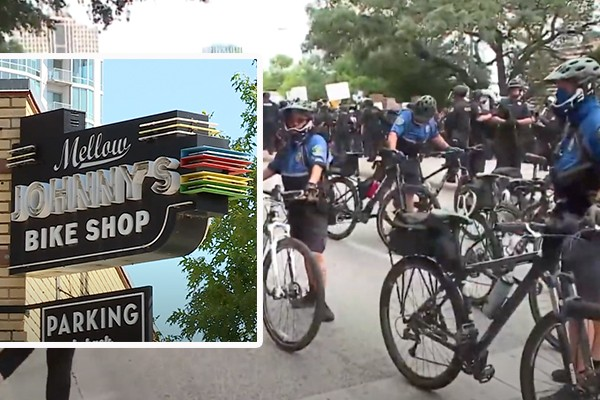 Bike shop suspends sales contract with Austin Police Department, takes PPP loan: 'Employees don't like cops'