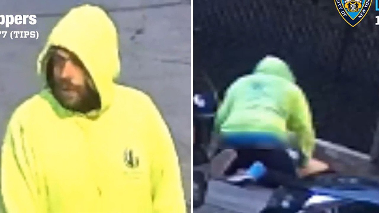 Find him: NYPD searching for man who assaulted a woman in a random attack, left her in coma