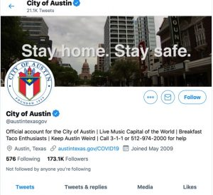 Billboards warn travelers in police-defunded Austin to 'enter at your own risk'