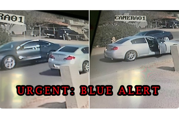 """Urgent: """"Blue Alert"""" issued after suspects ambush two detectives, open fire.  One shooter is now on the run."""