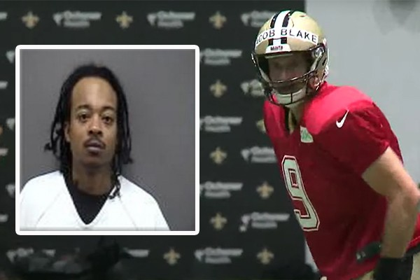 Honoring a man accused of sexual assault: New Orleans Saints put Jacob Blake's name on their helmets