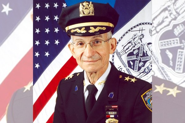 Elderly NYPD Chaplain, 84, robbed in New York by man claiming he was hungry and needed food