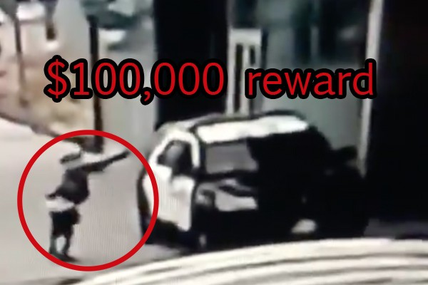 Breaking: $100k reward offered to whoever sells out the coward that ambushed two deputies