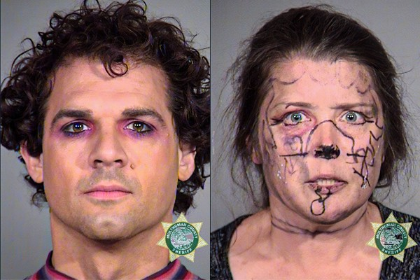 Portland: Sheriff's office releases more mugshots of people arrested for rioting - and... wow.