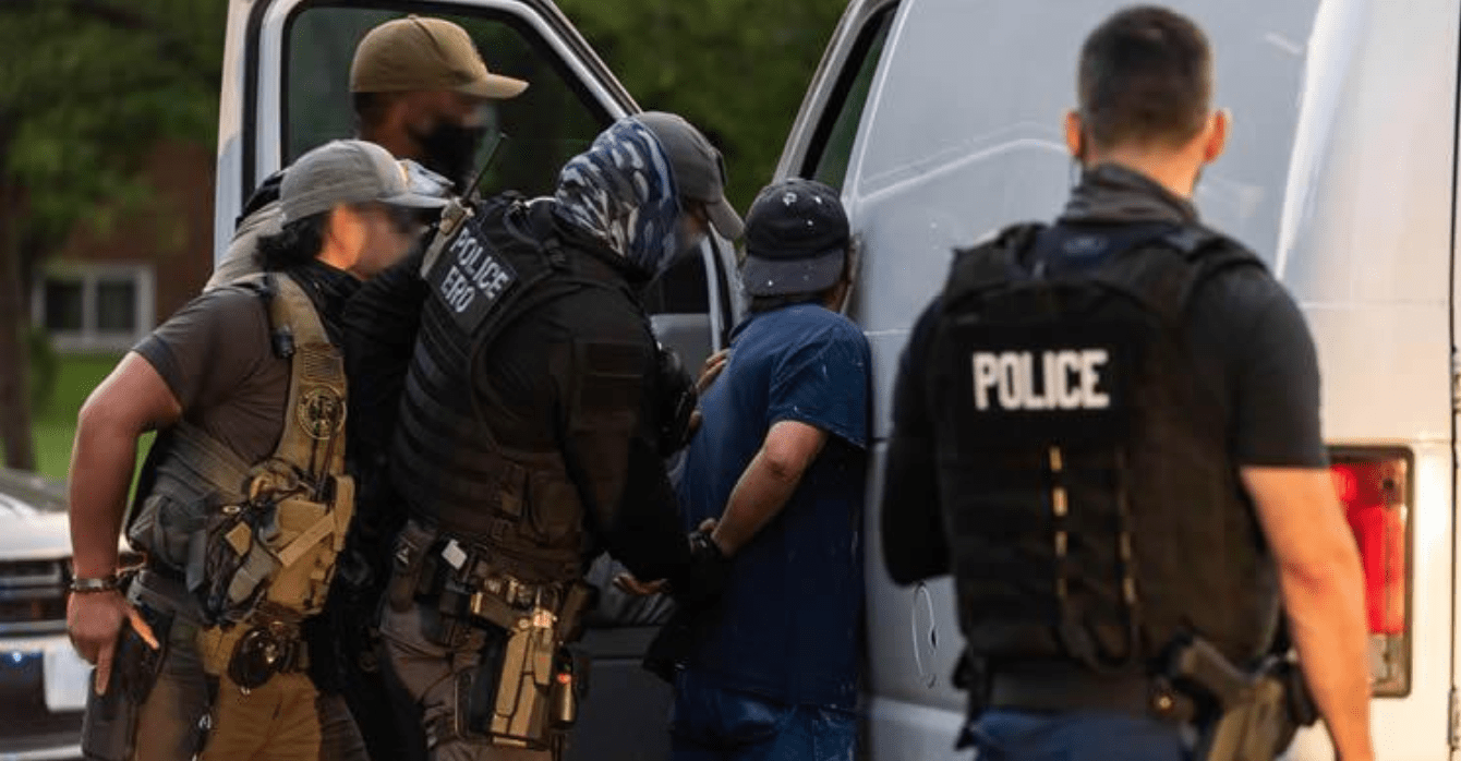 What border crisis? ICE nabs more than 2,000 illegal immigrants, many with criminal charges, convictions