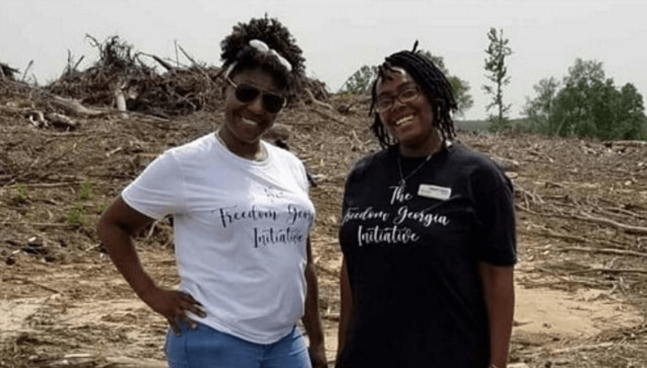 Group of Georgia families purchase land to form an 'all-Black' self-sufficient community (op-ed)