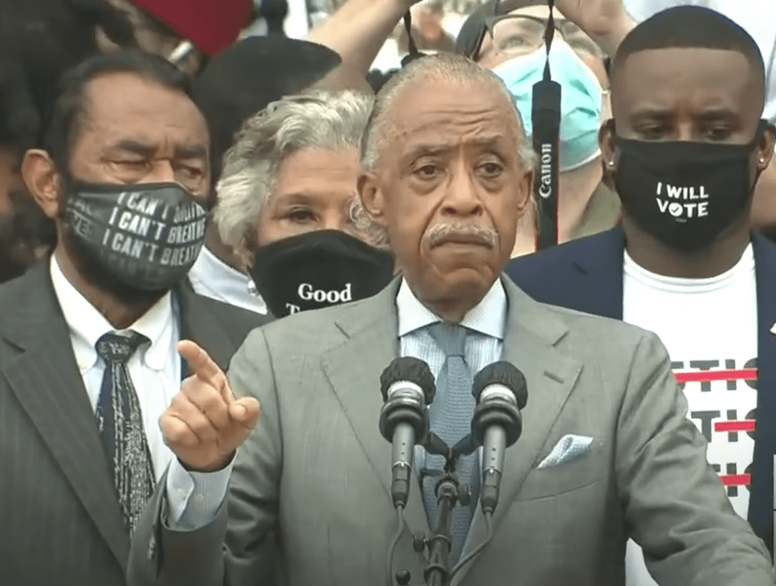 Outrageous: Al Sharpton suggests shooter who ambushed two LA deputies was a plant
