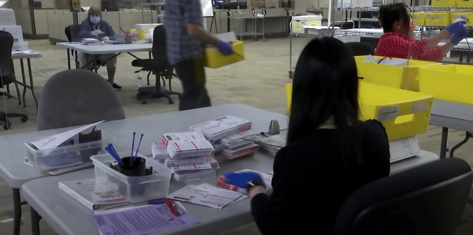 More than 1,600 mail-in ballots discovered in 'mislabeled' bin - two months after New Jersey primary