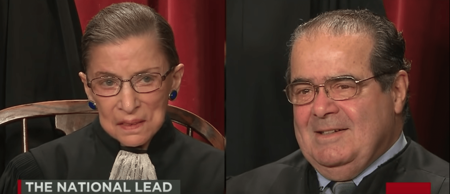 Remember when leftists celebrated the death of Supreme Court Justice Antonin Scalia? We do.