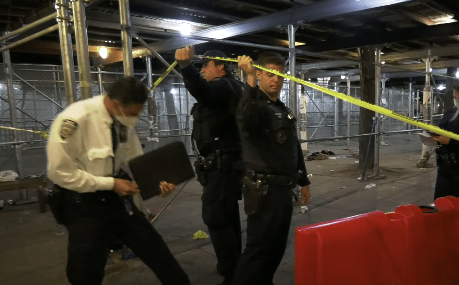 NYPD: Fewer witnesses are coming forward, so crimes and murder rates in the city are exploding