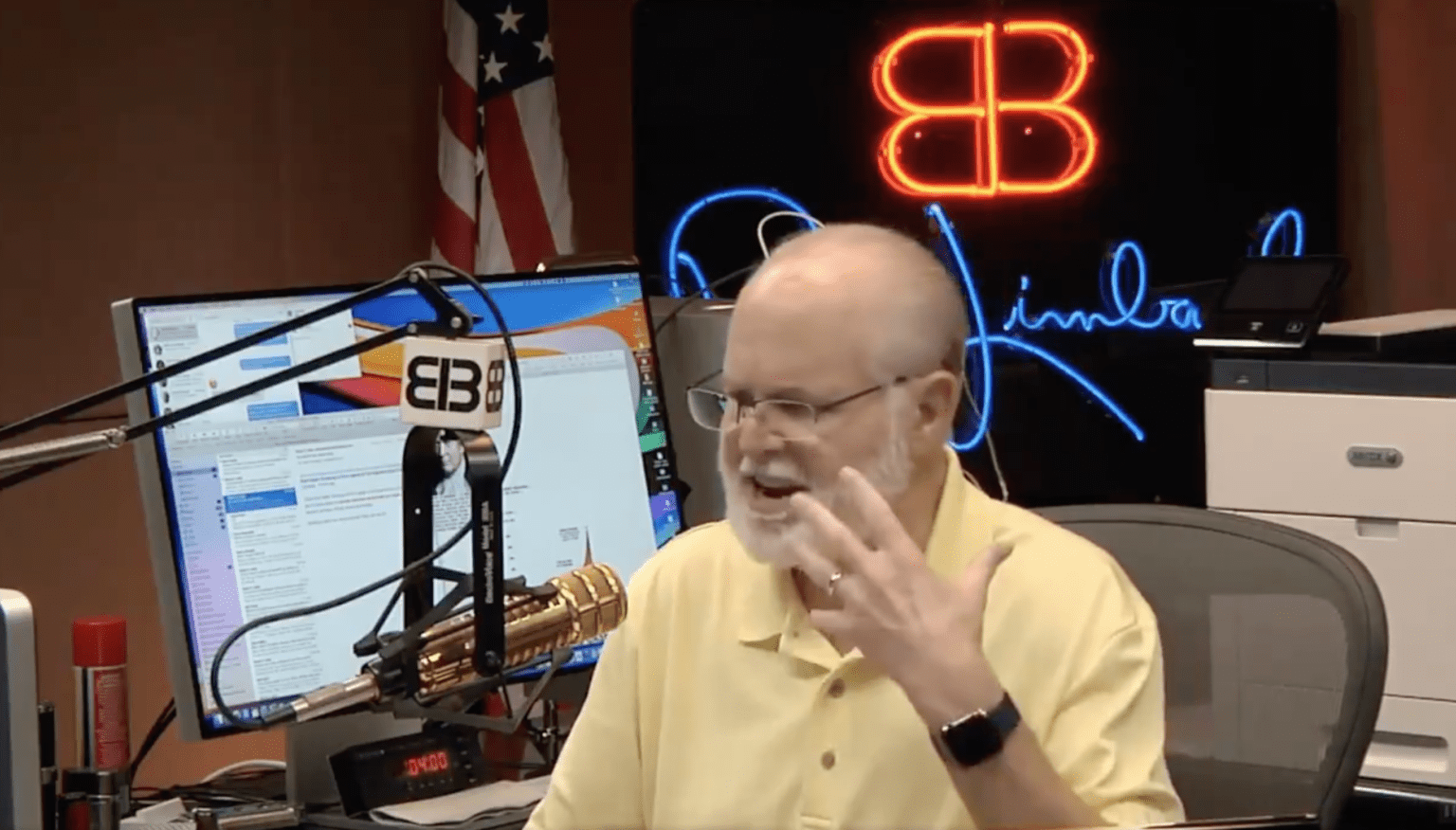 McConnell: Listen to Rush Limbaugh- no Judiciary Committee hearings