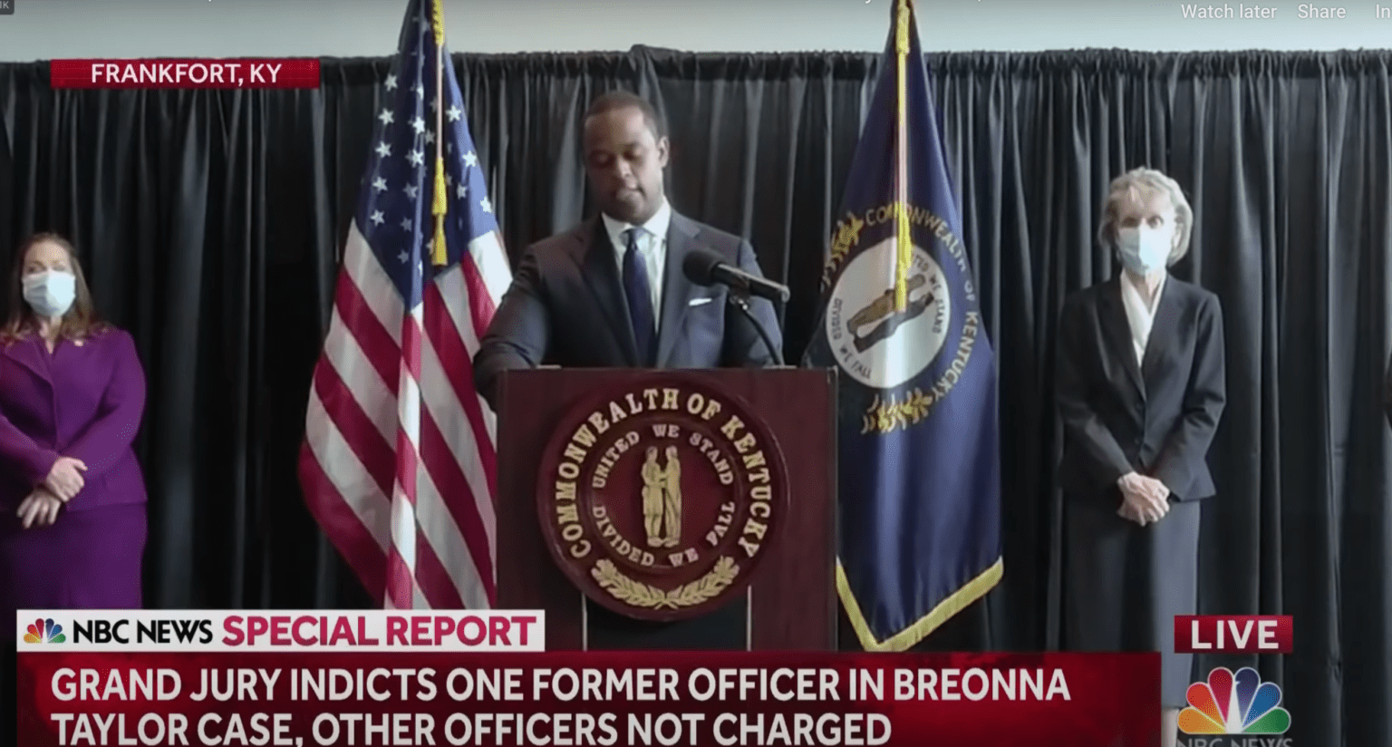 Kentucky AG warns against 'celebrities, online influencers' who do not know the facts about the Breonna Taylor case