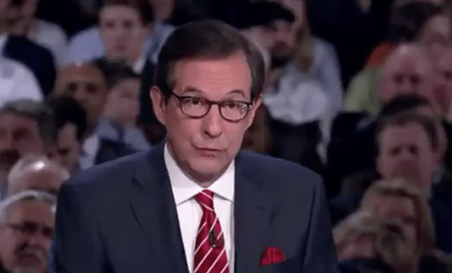 Face Check: 'Moderator' Chris Wallace implies Trump never condemned white supremacists. Verdict: False