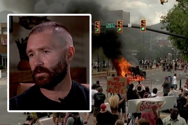Salt Lake City officer assaulted during riot, resigns from the force citing lack of support from city
