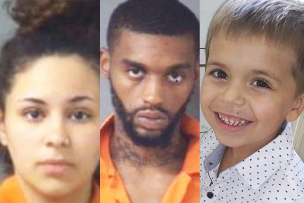 """Second arrest made in connection with the """"execution-style"""" murder of 5-year-old Cannon Hinnant"""