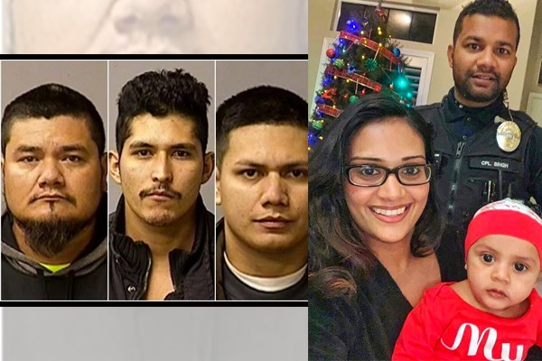 Murder trial for illegal immigrant gang member accused of killing Officer Ronil Singh delayed
