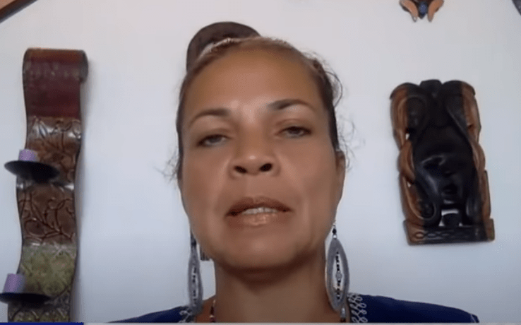 """Uh oh: Black Lives Matter LA Founder says """"Biden is part of the 'white supremacist system'"""
