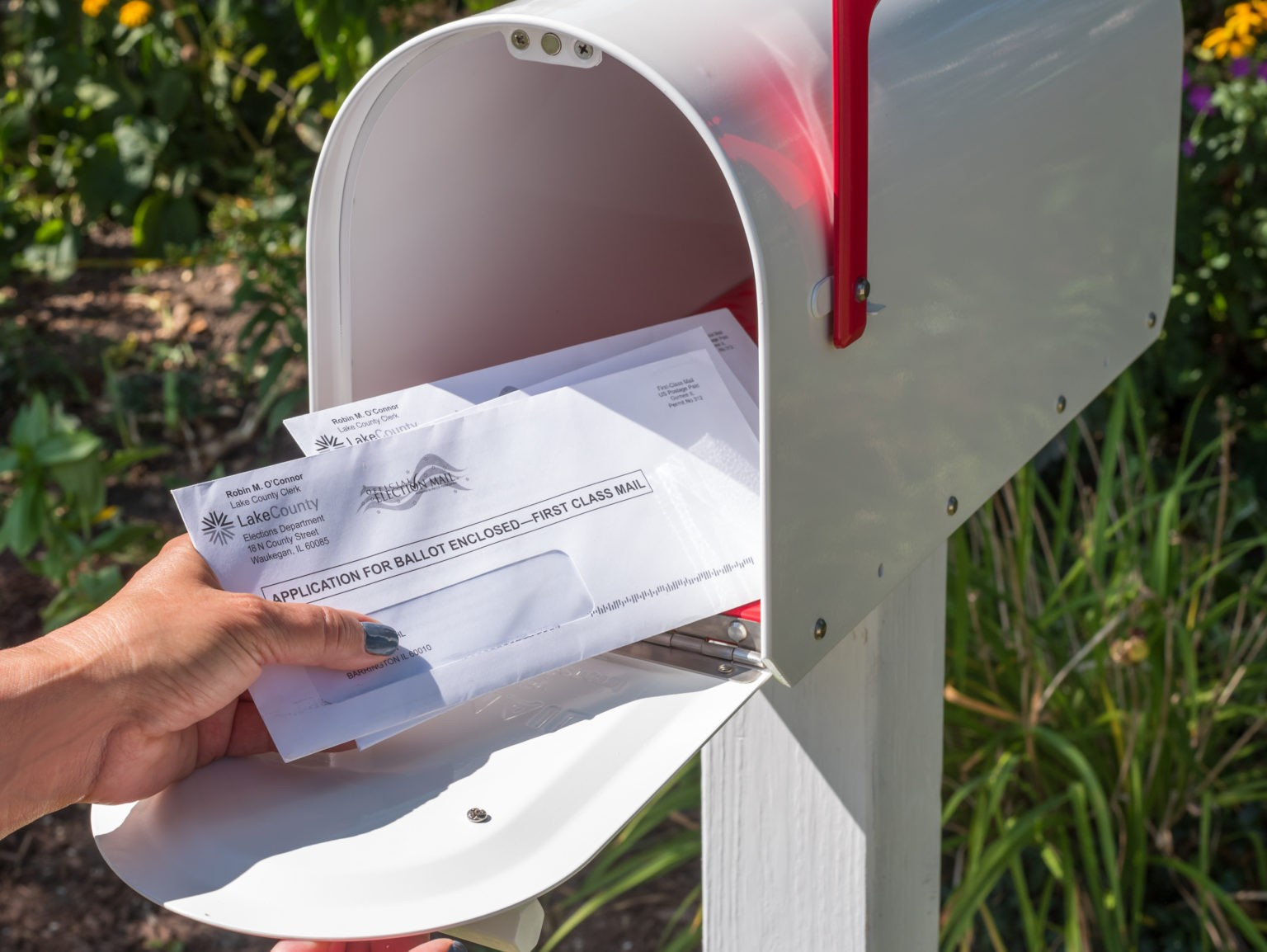 Report: 100,000 incorrect envelopes sent out with absentee ballots in New York