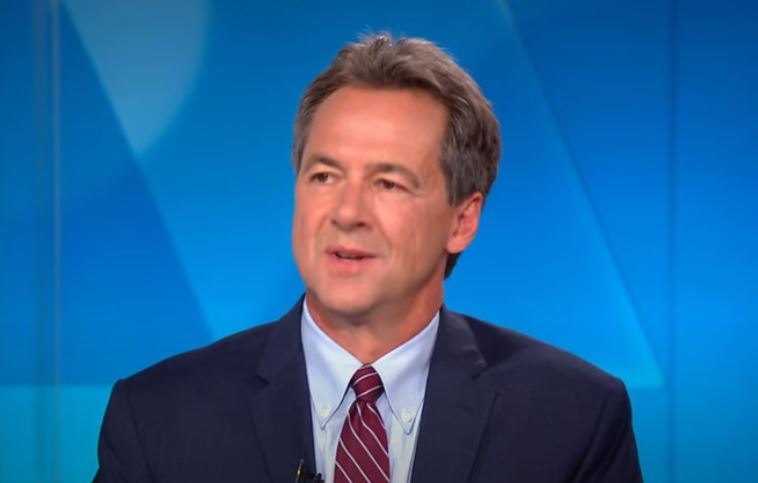 Revealed: Anti-Gun Senate candidate (a former governor) Steve Bullock called for semi-automatic gun ban