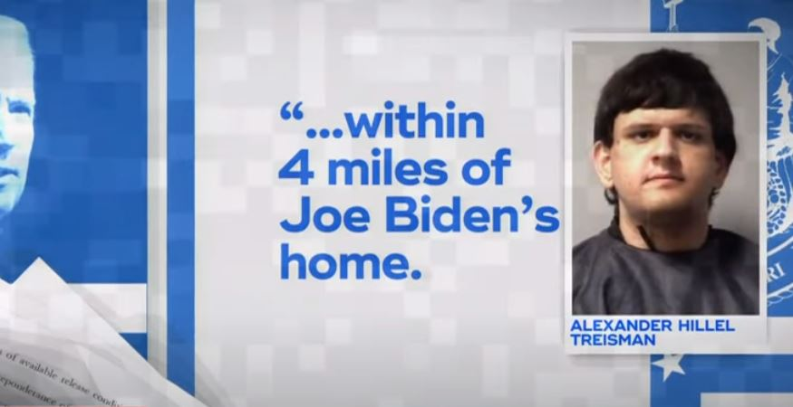 North Carolina man who's an alleged Bernie Sanders supporter arrested; police say he plotted to kill Joe Biden