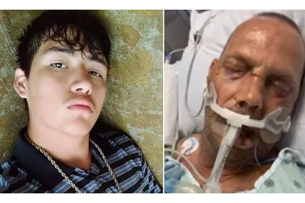 Man accused of stomping stranger into coma on video for social media - now the victim is dead