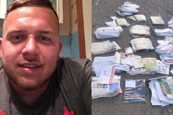 Postal worker arrested in New Jersey for dumping election ballots, other mail in dumpsters